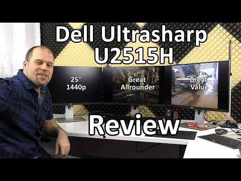 Dell Ultrasharp U2515H Review - Value Killer with great qualities