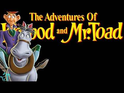 The Adventures Of Ichabod And Mr. Toad (1949) - Zach Ster