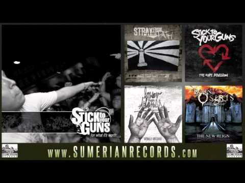 Stick To Your Guns - A Badge A Brand lyrics