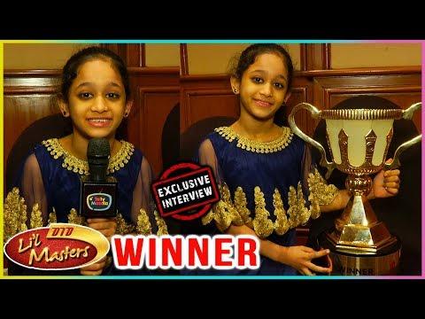 Jiya Thakur WINS DID Li'l Masters |