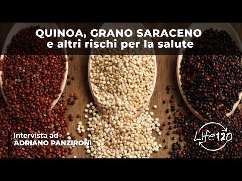 quinoa e grano saraceno fanno male alla salute: ecco il perché!