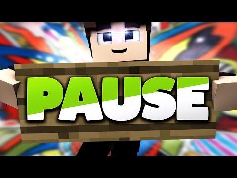 PAUSE • Minecraft Retro (видео)
