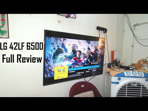 LG 42lf6500 42 Inch 3D LED TV Review | Full Features | Video | Audio Quality Test | New model India