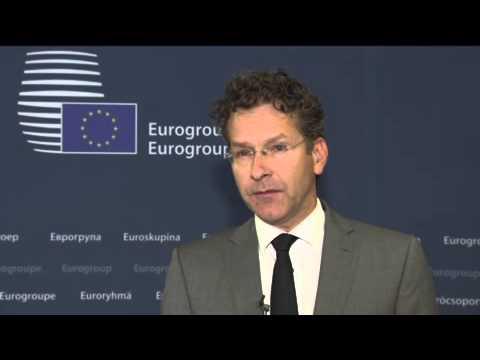 Δήλωση του προέδρου του Eurogroup για την οικονομική βοήθεια προς την Ελλάδα