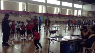 Thailand Sports Stacking School Battle 2013