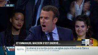 Video Le Clash Mémorable de Macron - Nouveau Président Français MP3, 3GP, MP4, WEBM, AVI, FLV Agustus 2017