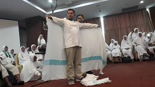 Download Video Cara Memakai Baju Ihrom Versi Ust lucu Dudin PPA TOUR UMROH MP3 3GP MP4
