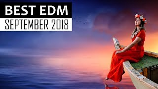 Video BEST EDM SEPTEMBER 2018 💎 Electro House Dance Charts Music Mix MP3, 3GP, MP4, WEBM, AVI, FLV November 2018