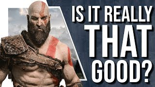 GOD OF WAR is BETTER THAN your favourite game