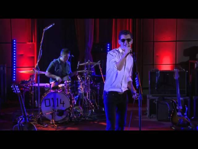 Q Arctic Monkeys Review Arctic Monkeys cover D...