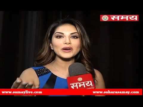 Sunny Leone as 'Super girl from China'-an exclusive interview