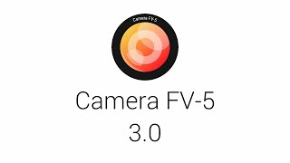 Camera FV-5 Lite YouTube video
