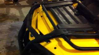 8. 2012 Can-Am outlander 500xt Review