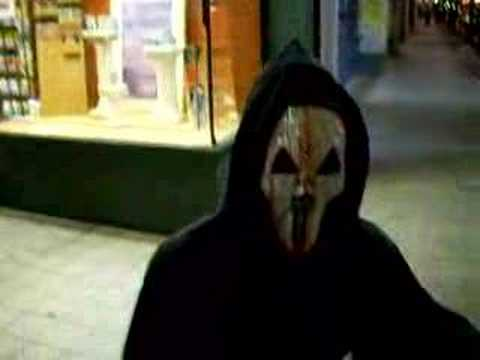 Halloween Fight - Jason VS Scream