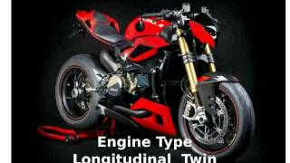 5. 2014 Ducati Panigale 1199 S -  Specification Transmission