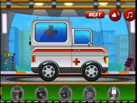 Video of Ambulance Wash & Garage - cars