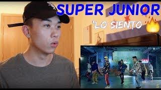 Video SUPER JUNIOR 슈퍼주니어 'Lo Siento (Feat. Leslie Grace)' MV REACTION MP3, 3GP, MP4, WEBM, AVI, FLV Juli 2018