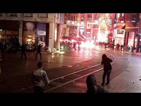 Turquie : 18 morts lors des manifestations prokurdes