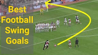 when football defies the laws of physics