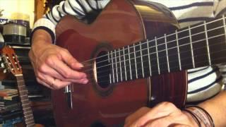 Transmission Musicale (guitare Classique Cours N*1) - Hélios Martinez (I'Riccinaghji)