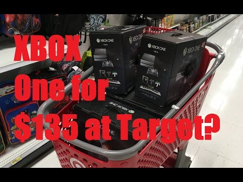 Buying 4 XBOX ONEs For $135 At Target (Brickseek Clearance Deal Hunting)
