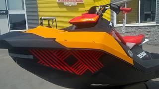 10. Sea-Doo Spark Trixx 3up!