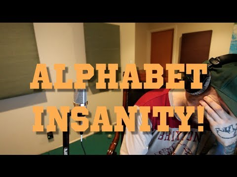 VIDEO OF THE DAY: Dude takes the alphabet song to the next level