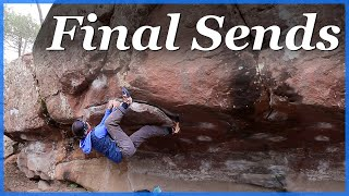 Final Sends - Albarracin bouldering 10 by The Climbing Nomads