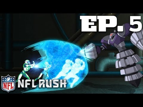 Ep. 5: Frost and Ten (2012 - Full Show) | NFL Rush Zone: Season of the Guardians