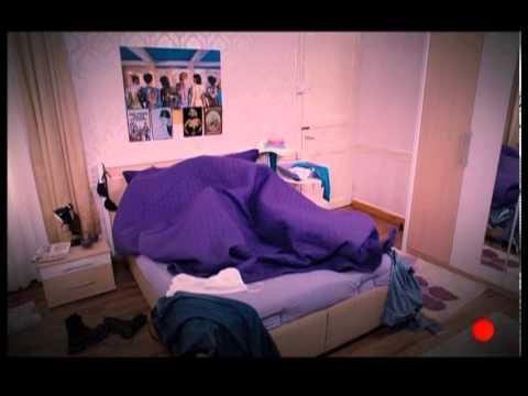 yatakta sevişme