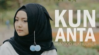 Kun Anta - Humood AlKhudher (Abilhaq, Andri Guitara)  cover Video