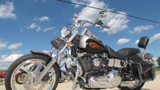 4. 1996 Harley-Davidson DYNA WIDE GLIDE FXDWG