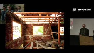 Traditional building techniques saving buildings in earthquakes: presentation at CHC symposium