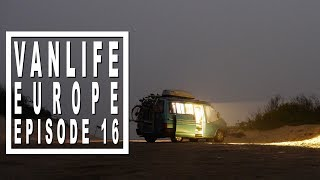 Vanlife Vlog: Traveling from Porto to Nazare'