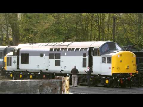 Half an hour at Haworth Station on the Keighley & Worth V...