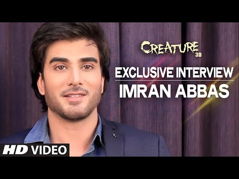 Exclusive: Imran Abbas Interview - Creature 3D - Bollywood...