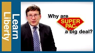 Are Super PACs Good for Democracy? Video Thumbnail