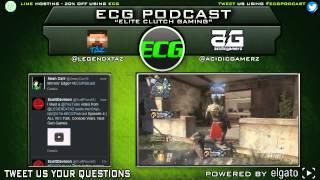 #ECGPodcast Episode 4 | Minecraft Xbox One Talk, ALL #E3 Talk, Console Wars, Next Gen Games (E3M13)