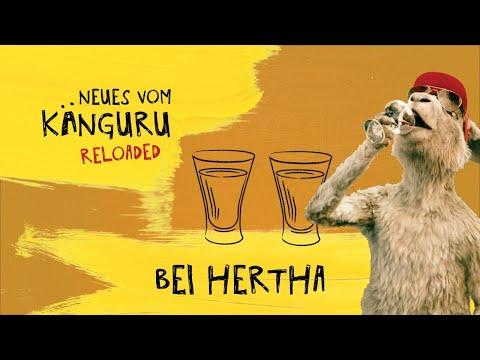 Bei Hertha   Neues vom Känguru reloaded mit Marc-Uwe Kling