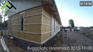 Video: Byggplats: Hammarö 2013-11-28