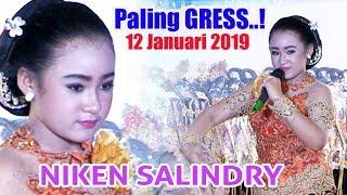 Video #NIKEN SALINDRY  Paling GRESS - 12 Januari 2019 MP3, 3GP, MP4, WEBM, AVI, FLV Januari 2019