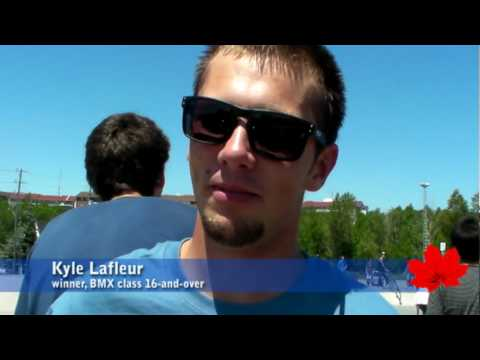 Sudbury News - Skateboard BMX competition