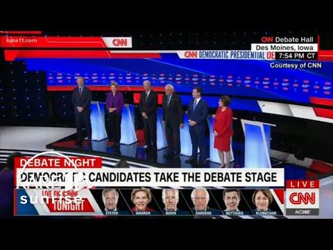 Digital Dive: Iowa hosts Democratic Debate