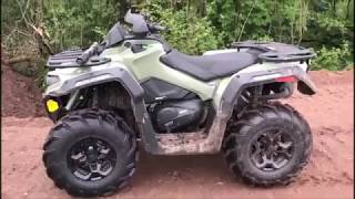 2. 2018 Can-Am Outlander Pro 450 ATV [Review]