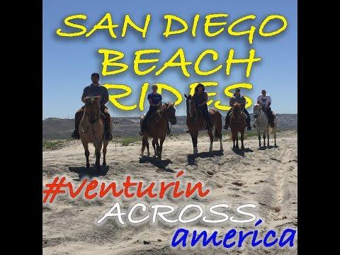 #venturinACROSSamerica   San Diego Beach Rides