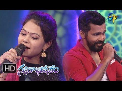 Video Andanantha Etta Song | Ranjith, Ramya Behra Performance | Swarabhishekam | 09  September 2018 | ETV download in MP3, 3GP, MP4, WEBM, AVI, FLV January 2017