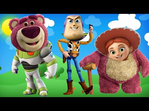 Video Wrong Heads Toy Story Disney Buzz Lightyear Sheriff Woody Lotso Jessie Nursery Song For Kids download in MP3, 3GP, MP4, WEBM, AVI, FLV January 2017