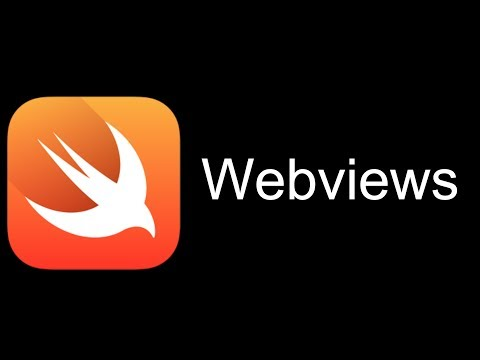 Apple Swift: Creating Webviews