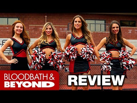 All Cheerleaders Die (2014) - Horror Movie Review