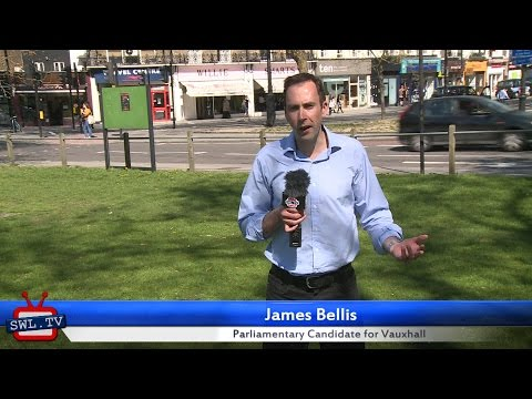 James Bellis's 30 second election pitch